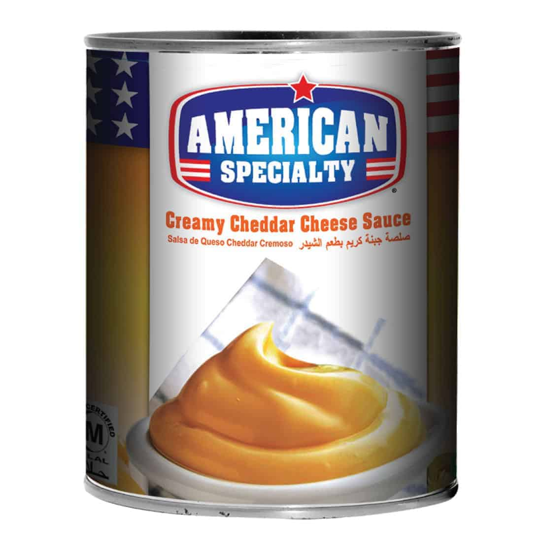 Creamy Cheddar Cheese Sauce – American Specialty Foods