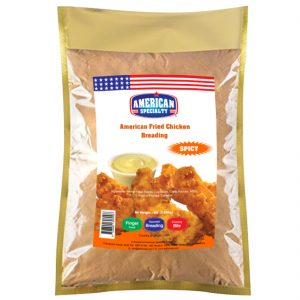 American Fried Chicken Breading Spicy